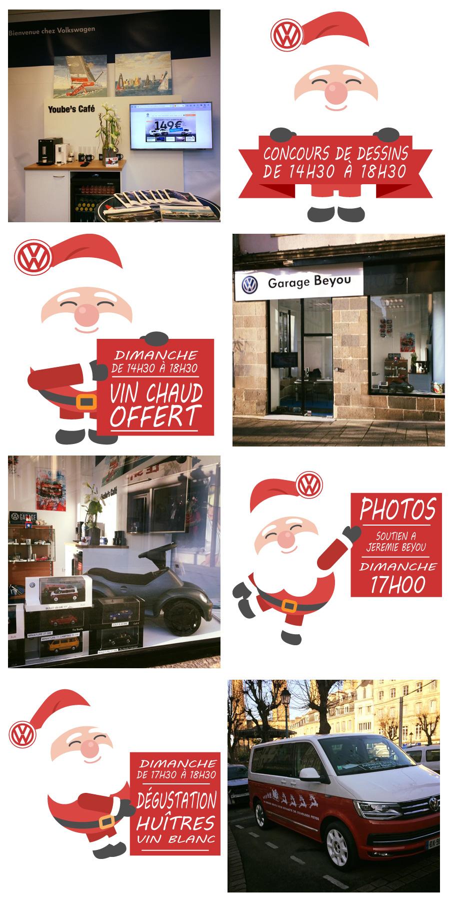 dimanche anim au volkswagen shop dans le centre ville. Black Bedroom Furniture Sets. Home Design Ideas