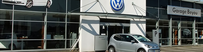 Consultez les coordonn es de la concession garage beyou for Garage volkswagen les fins